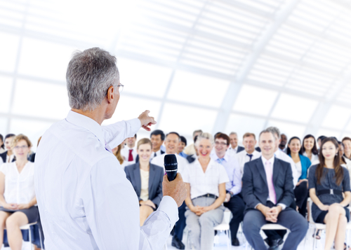 Professional speakers and conferences - Sports Community